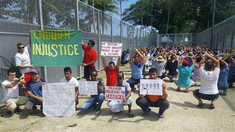 refugees asylum seekers manus island detainees scared to leave