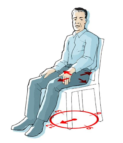 stuhl nach vorne schieben regeln f 252 r gesundes sitzen senioren ratgeber