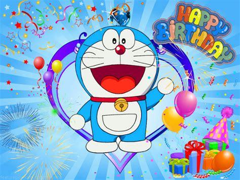 doodle happy birthday doraemon 3 ก ย ส ขส นต ว นเก ด doraemon เจ าแมวส ฟ าท น าร ก