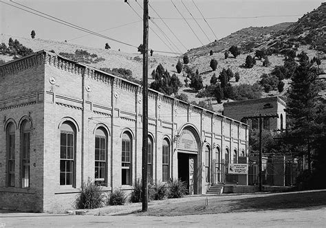granite hydroelectric power plant historic district