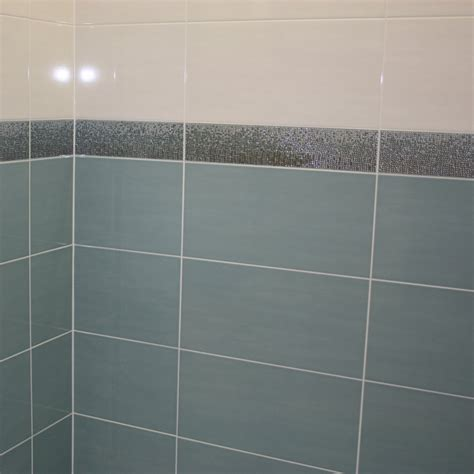 wall tiles fox azul glazed ceramic wall tile 50x25cm from the ceramic tile company uk