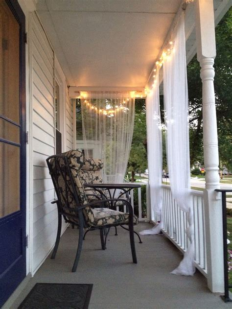 front porch curtains 15 must see front porch curtains pins screened porch