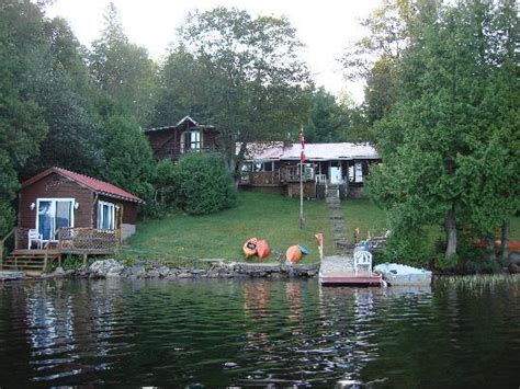 Purdy Lake Cottages by Shangri La From The Lake