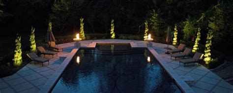 Outdoor Lighting Landscaping Homes Pools Montgomery Landscape Lighting Packages