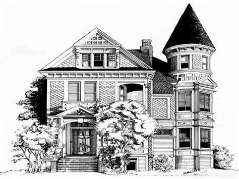 victorian house drawings san francisco victorian house drawing painted ladies