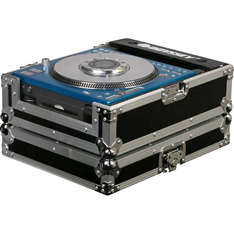 format cd video odyssey flight ready large format cd player case