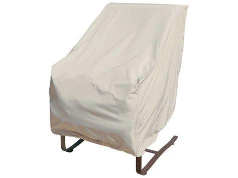 Treasure Garden High Back Chair Cover   EXCP112