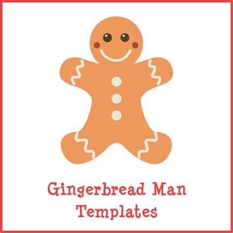 gingerbread decoration template gingerbread templates gift of curiosity