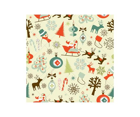 retro christmas pattern vector free retro christmas vector pack many vectors for beautiful