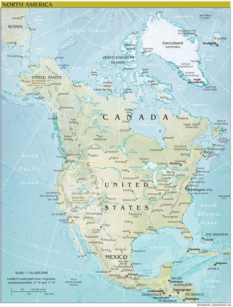 america continent map america continent map mapsof net