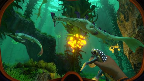 Pc Original Subnautica Steam subnautica an underwater exploration