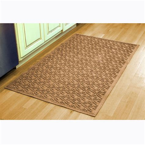 waterhog rugs waterhog dogwood leaf door mat ebay