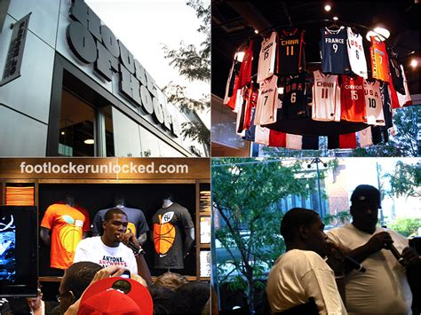 House Of Hoops Nc by Events Foot Locker