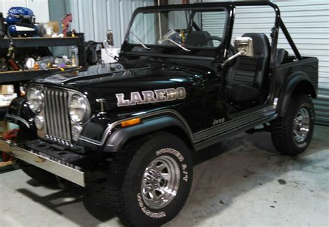 jeep classic 1986 jeep cj 7 laredo classic jeep cj 1986 for sale