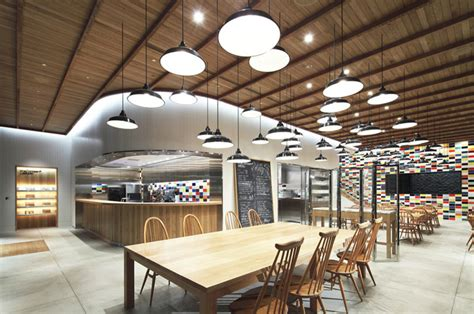wall wonder interior design canteen 187 retail design blog