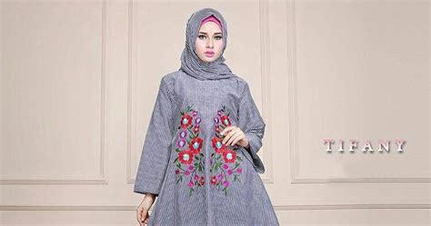 Baju Murah Pakaian Murah Batik 3in1 Agnes ayuatariolshop distributor supplier gamis tangan pertama onlineshop baju hijabers tifany navy 3