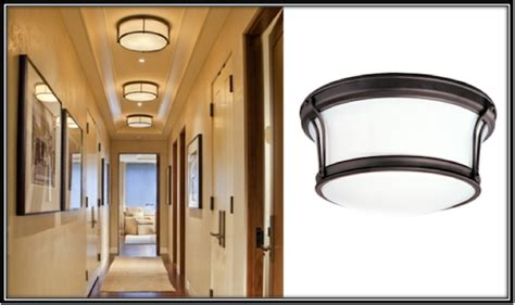 flush mount ceiling lights for hallway hallway lighting on shaker style kitchens