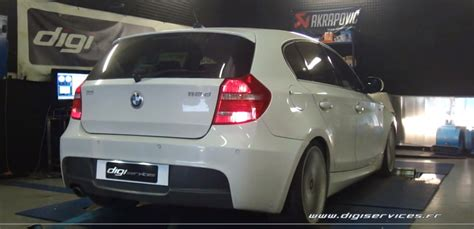 Bmw 1er Chiptuning 118d by Bmw 118d Chip Tuning 188 Hp By Digiservices Autoevolution