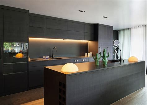 modern kitchen cabinets design blue house