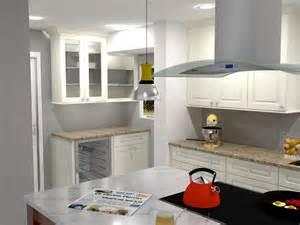 island hoods kitchen white enamel kitchen w island hood nick miller design