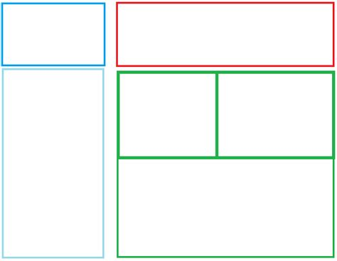 layout web page using div html5 how to divide my html into parts using canvas and