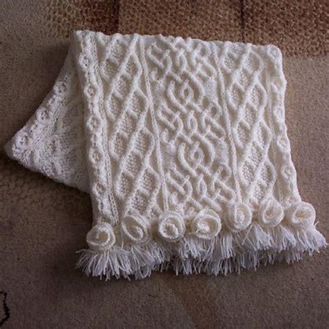 celtic knitting patterns celtic shawl with roses pattern by devorgilla s knitting