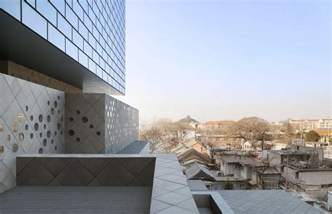 Buro Ole Scheeren Beijing by How Beijing S Guardian Center Is Reinventing The