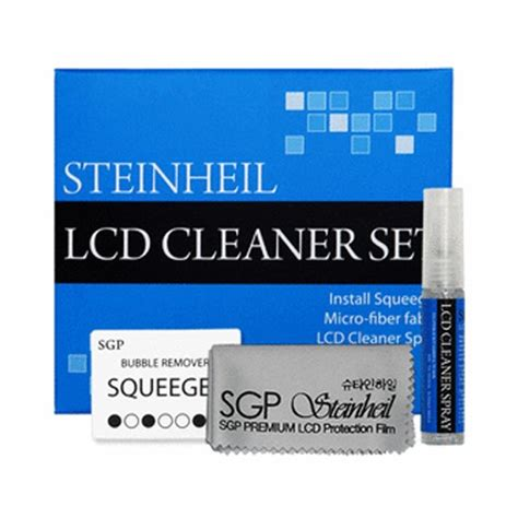 Set Satin Zigzag Series 4 Warna steinheil lcd cleaner set