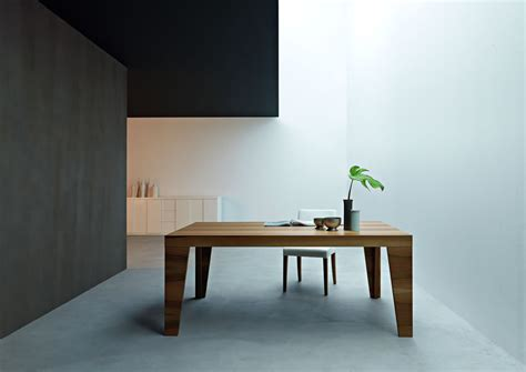 modern wood dining room sets wood dining room design from italian furniture