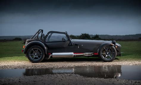 caterham seven 620 caterham seven 620s announced more sane version of 620r