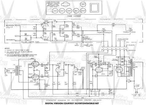 silvertone electric guitar wiring diagram 41 wiring