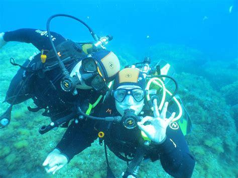 le de plongee passer niveau 1 de plongee en corse