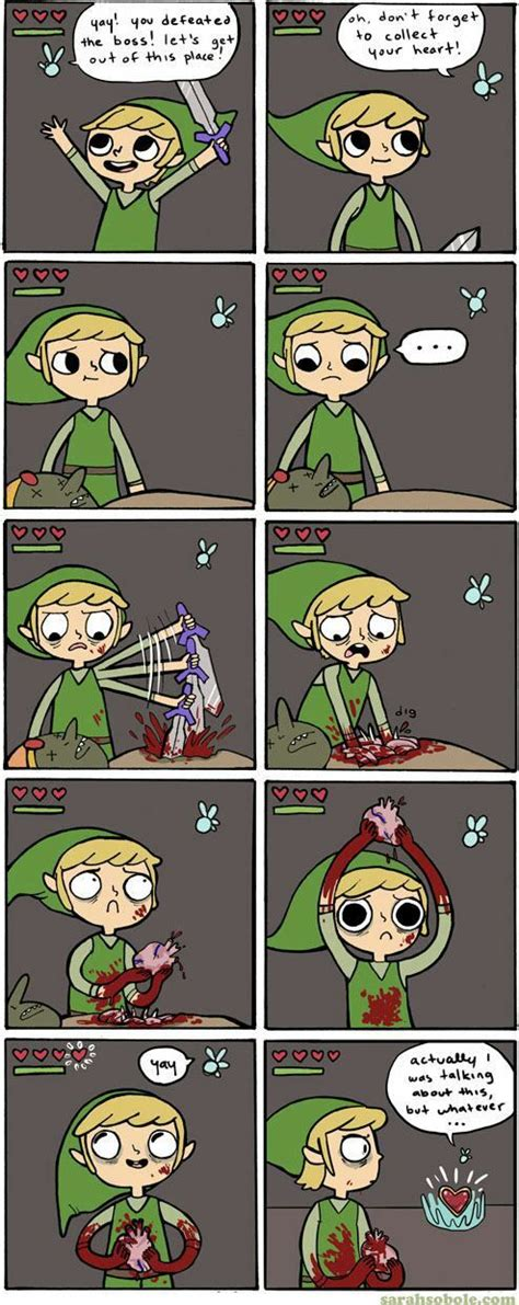 Funny Link Memes - link gets a heart container fun funny lol meme humor