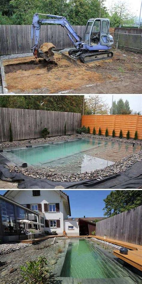 natural backyard pools best 20 natural backyard pools ideas on pinterest