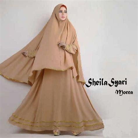 Dress Premium Baju Kebaya Muslim Gamis Syar I Modern Abaya Murah 2 gamis syar i modern mocca http warongmuslim gamis syari gamis syari modern