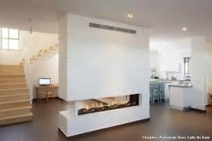 chambre parentale avec salle de bain with contemporain