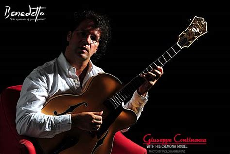 cremona web giuseppe continenza s cremona benedetto guitars