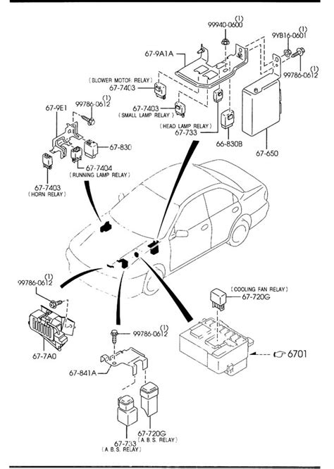 mazda wiring diagram amazing collections html