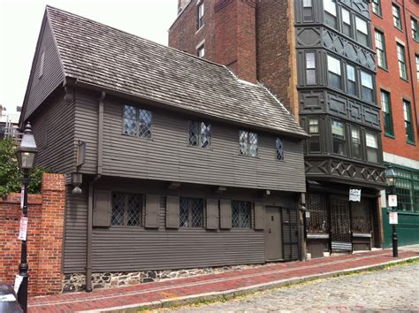 paul revere house through waters deep tour of boston part 3