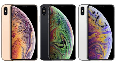 iphone xs max technical specifications