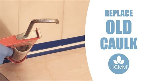 how to change caulking around bathtub how to replace caulk around your bathroom sink in a few