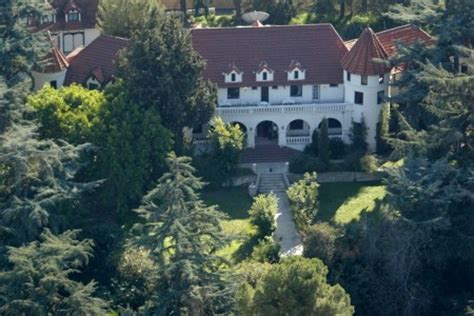 phil spector house phil spector s creepy quot pyrenees castle quot in alhambra hooked on houses