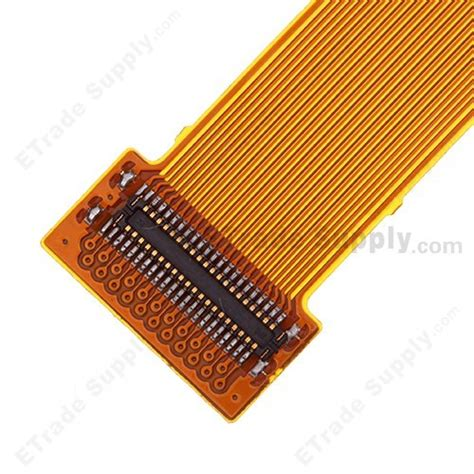 2 Lcd Cable Flex By Unikmall samsung galaxy s4 series lcd screen test flex cable ribbon