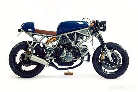 'Italian Sniper': A custom Ducati 750 SS From Portugal
