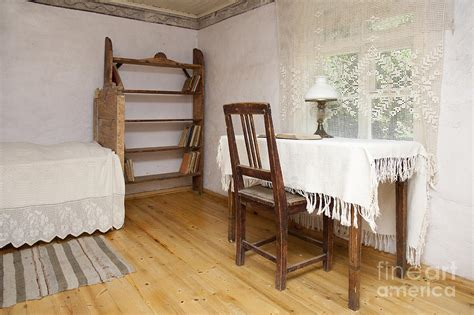 Fashioned Bedroom by Fashioned Bedroom Photograph By Jaak Nilson