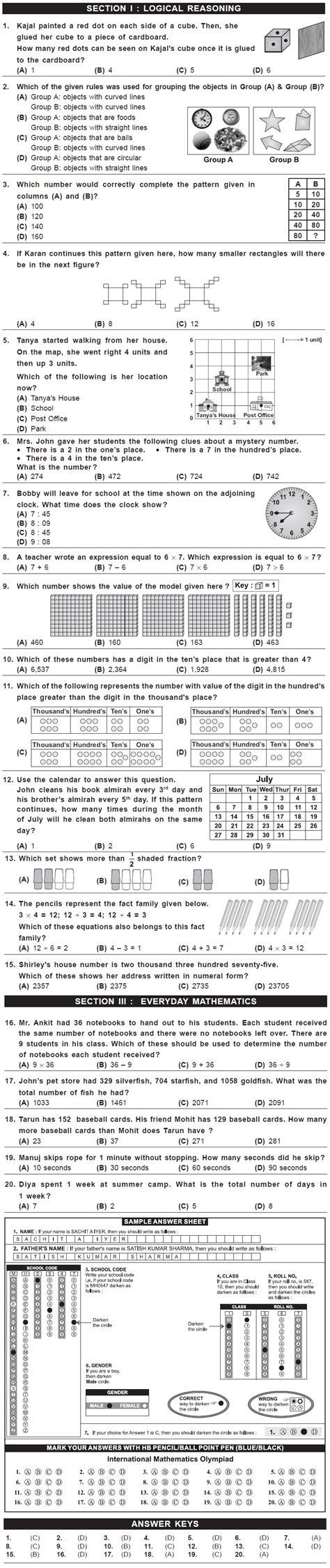 ssat sle essay fantastic maths practice papers images worksheet