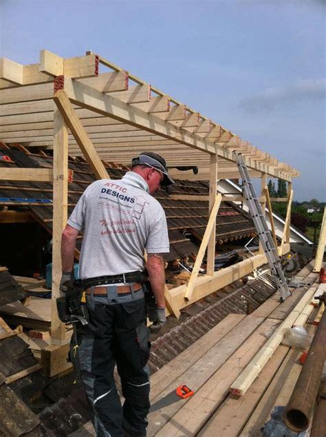 Flat Dormer Roof Construction loft conversion flat roof dormer in build 4 facade