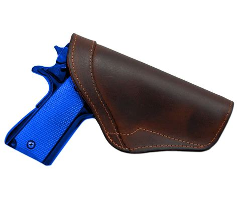 leather gun holster new barsony brown leather iwb gun holster browning for