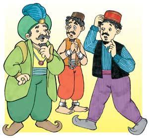 alibaba dan 40 pencuri dongeng kumpulan dongeng cerita rakyat dan hikayat