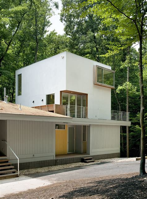 forest house kube architecture archdaily gallery of forest house kube architecture 2